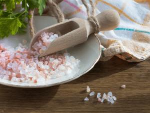 Eet voldoende zout