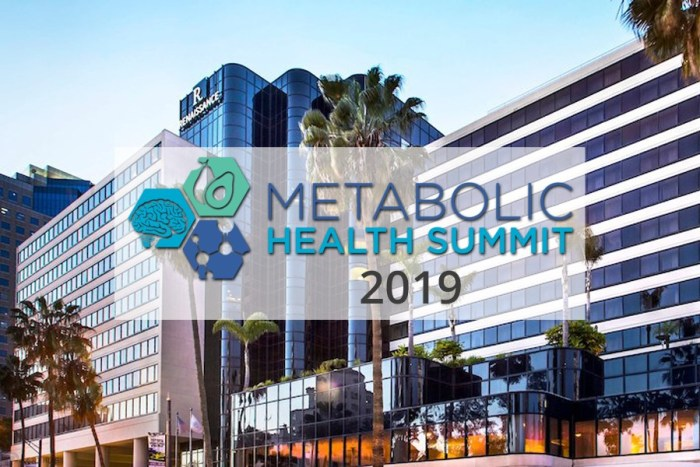Metabolic Health Summit