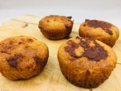Basis muffins met krokant korstje