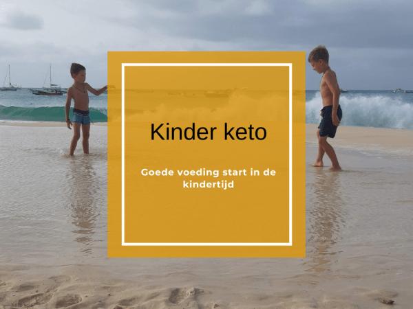 Kinder Keto