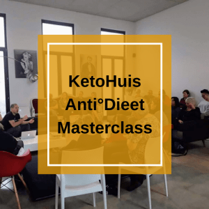 KetoHuis Anti°Dieet Masterclass