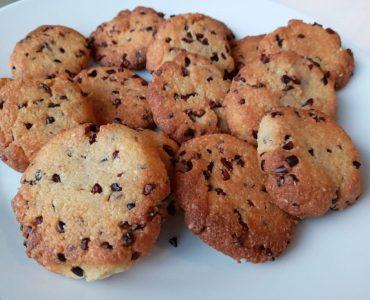 keto chocolade koekjes