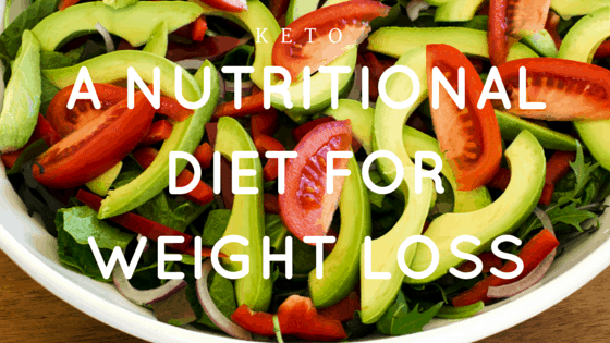 Nutritional Diet For Weight Loss