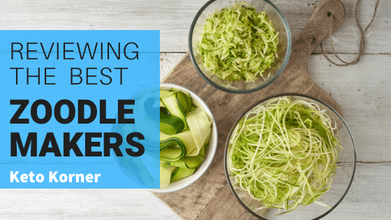 Reviewing The Best Zoodle Makers