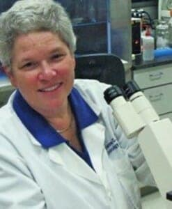Cancer Scientist Dr. Adrienne C Scheck