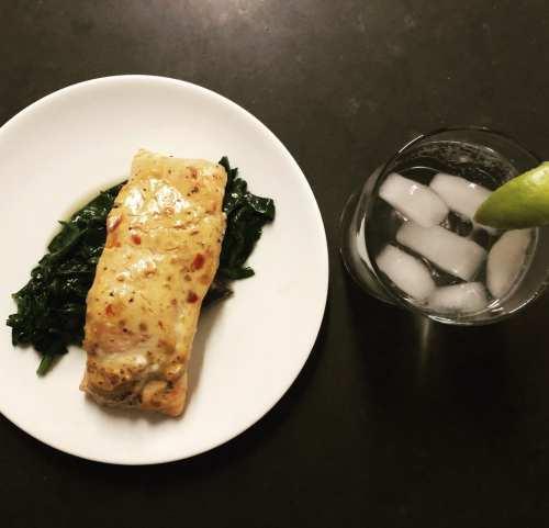 keto salmon recipe