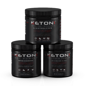 Keto Essentials Pakket