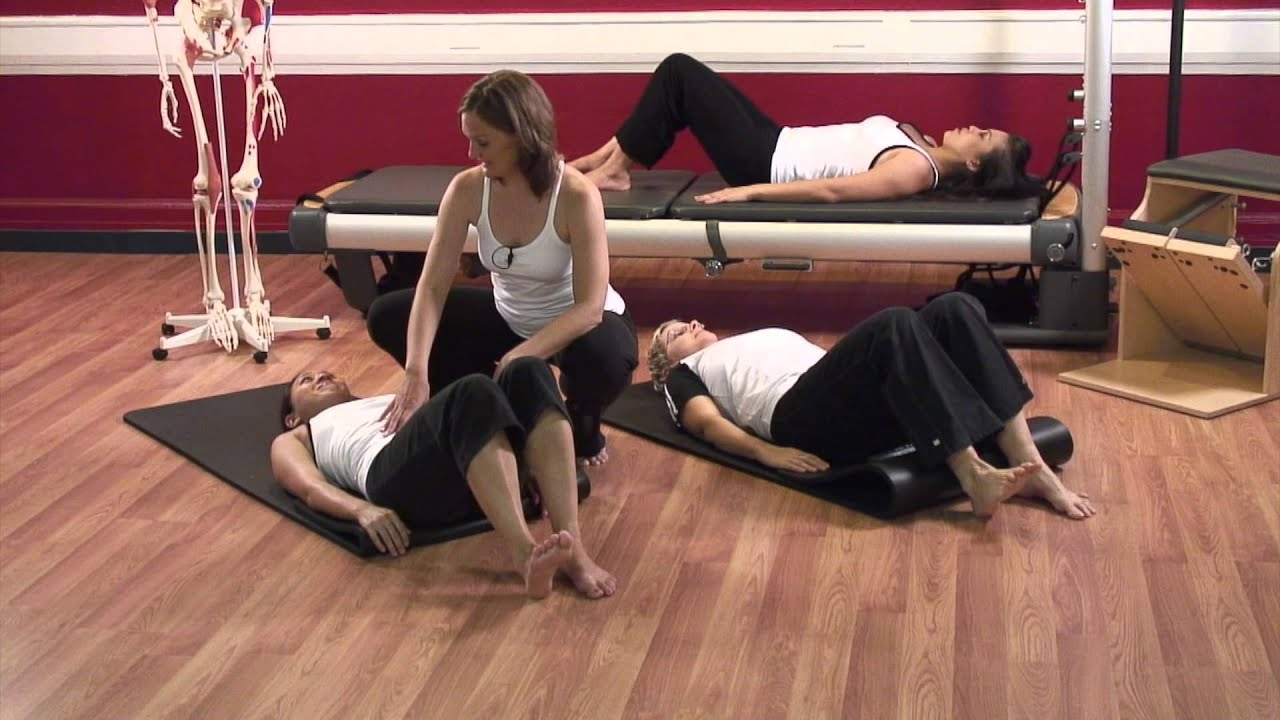 Upside-Down Pilates – Our Core – Pilates Lesson 20 – Full Episode – HD