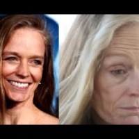 Suzy Amis Cameron -- (Aging Rapidly On The Vegan Diet)