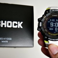 Casio G-Shock Move (2020) GBD-H1000 Smart Fitness Sports Watch - Any Good?