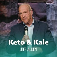 Keto And Kale Chips. Jeff Allen
