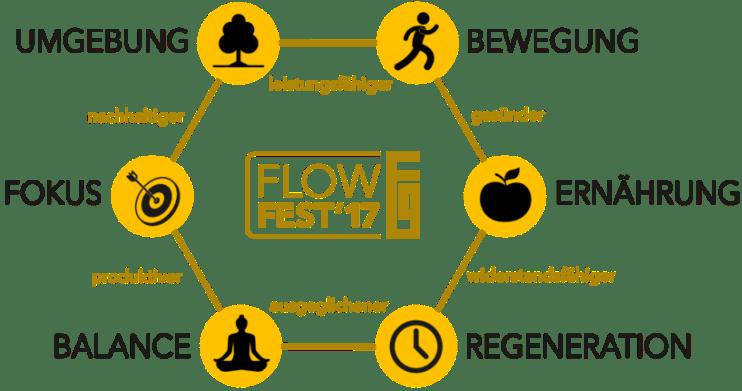 Aspekte des Flows - FlowFest 2017 (©Biotrakr UG) Biohacking