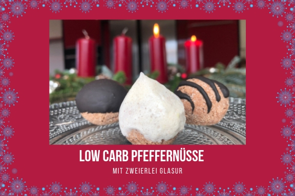 Low Carb Pfeffernüsse