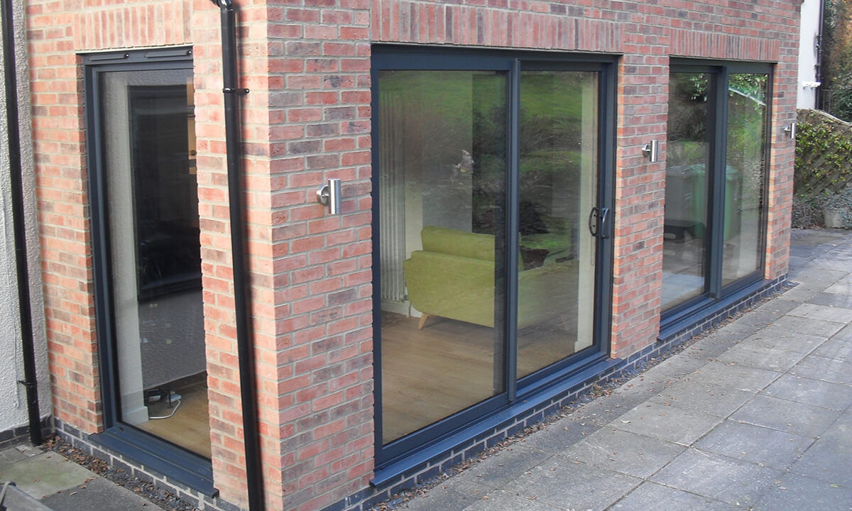 sliding patio doors in leicester