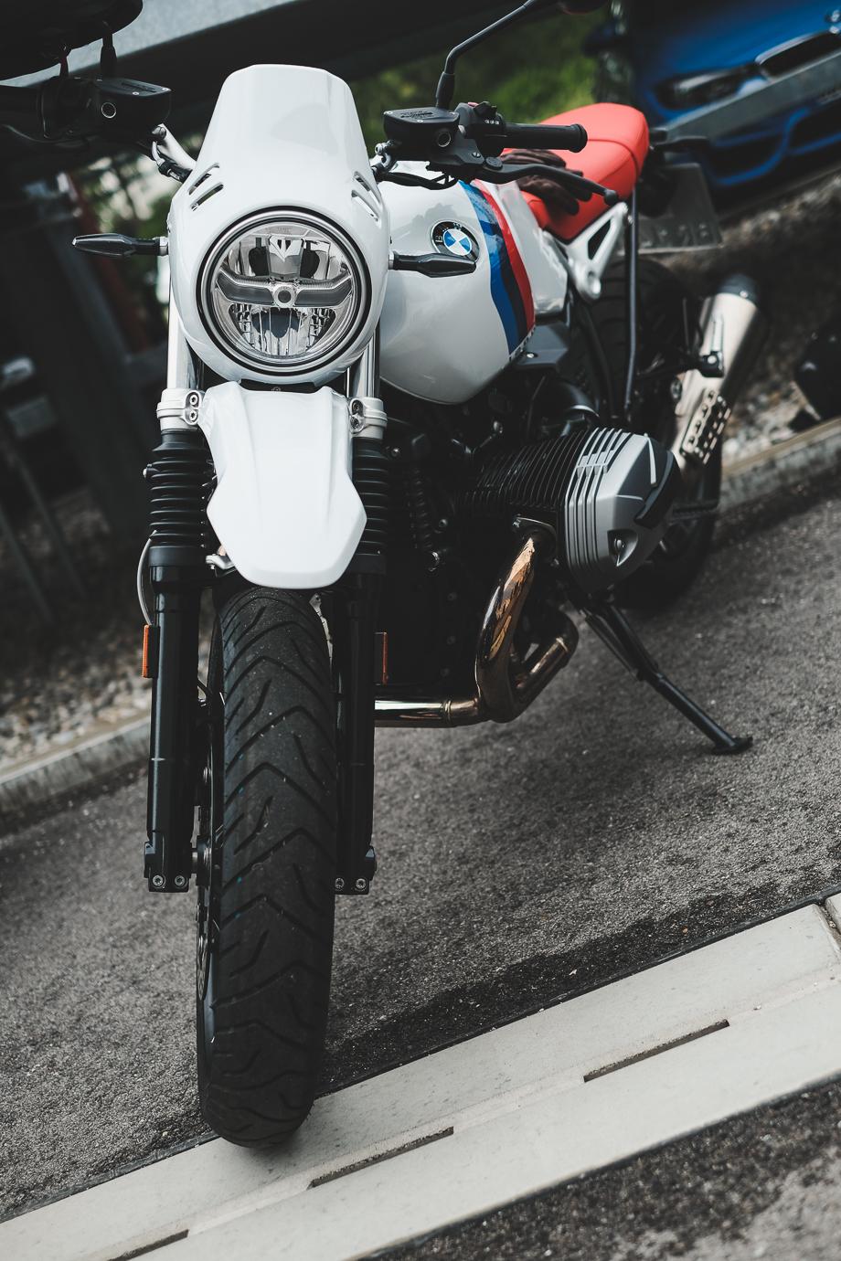 BMW Heritage R nineT Urban G/S