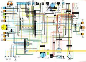 Schaltplan – Kettenritzelcc