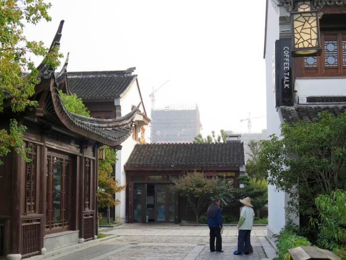 Old and New in Suzhou