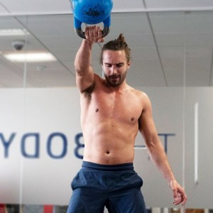 15 Minute Full Body Kettlebell Fat Burner | The Body Coach