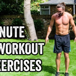15 Minute HIIT 20 Different Exercises  | The Body Coach
