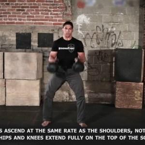 StrongFirst: SFG Level I Kettlebell Technique Testing Standards