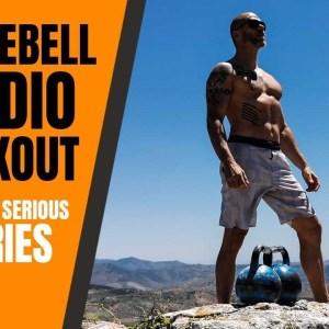 The Power Complex—A Kettlebell Cardio Workout