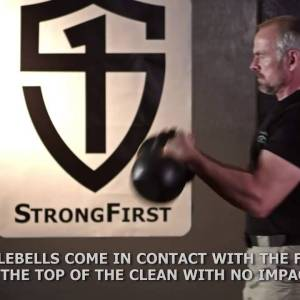 StrongFirst SFG Kettlebell Level I Technique Standards Swing, TGU, Clean, Press, Squat, Snatch