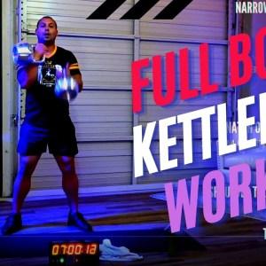 35-Minute Full Body Pro Kettlebell Workout