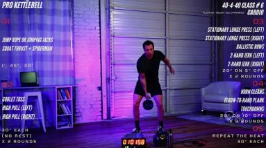 Download the Pro Kettlebell App