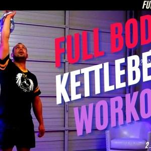 Full Body Kettlebell Workout