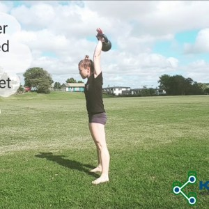 Kettlebell Dead Clean & Press + Common Mistakes