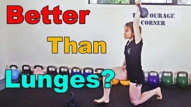 Kettlebell Kneeling Getup - demo, progression, workout