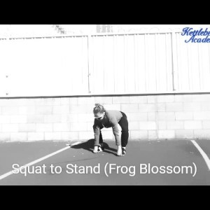 Squat to Stand (Frog Blossom) - Universal Warm Up Exercises