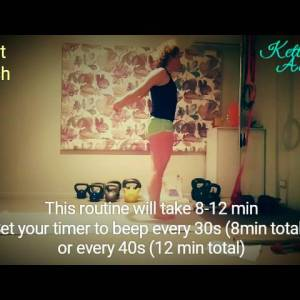 Stretching routine - Full Body
