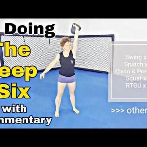 The Deep Six - Kettlebell Benchmark