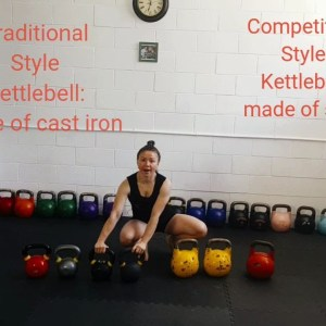 Which Kettlebell is for You? | Competition vs Cast Iron