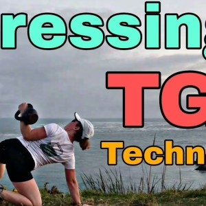 Kettlebell Pressing Get Up | Demo and Errors