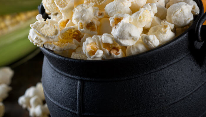 can expired popcorn make you sick