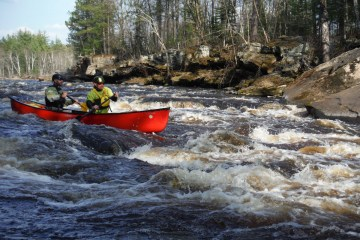 whitewater instruction