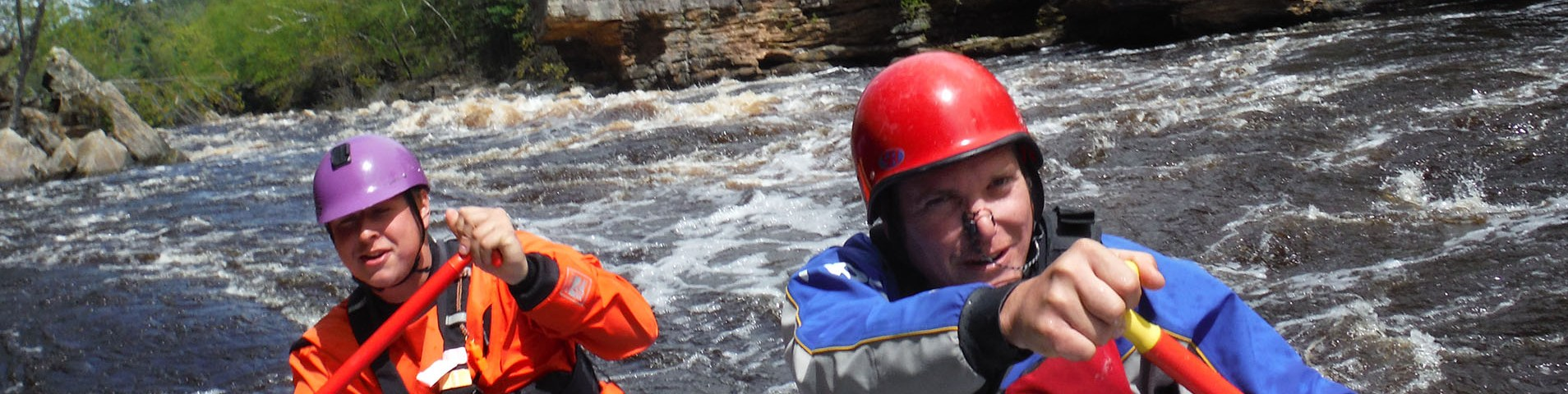 minnesota whitewater rafting on the kettle river