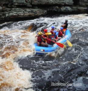 MN Whitewater Rafting