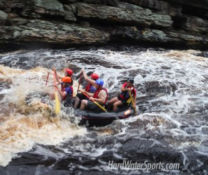 minneapolis rafting