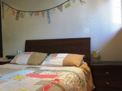 KettleStitchMama's very first upcycled bedding revealed!