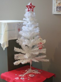 our new tree
