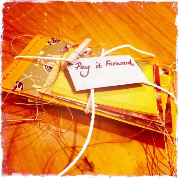 week 21: Miniature stationery
