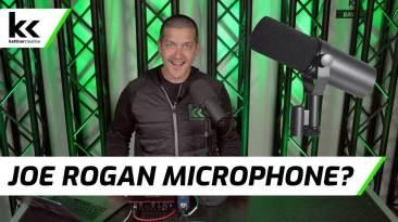 What Microphone Does Joe Rogan Use?