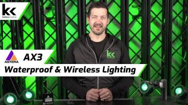 Astera AX3 Lightdrop | Review & Demo