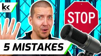 AT2020 Microphone | STOP Making These 5 Mistakes!