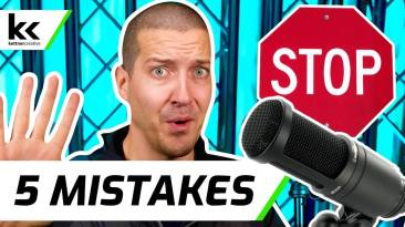 AT2020 Microphone   STOP Making These 5 Mistakes!
