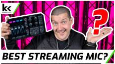 Best Streaming Microphone for GoXLR Audio Mixer