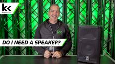 Do I Need A Speaker With My Microphone?